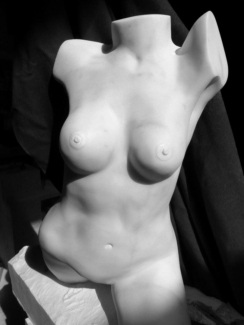 Busto di Donna 002