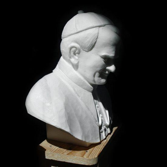 Busto Papa 001
