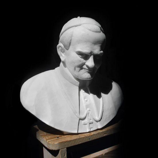 Busto Papa 002